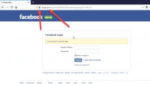 Fake Page