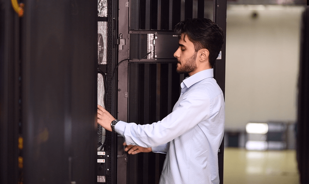 The internet requires data centers