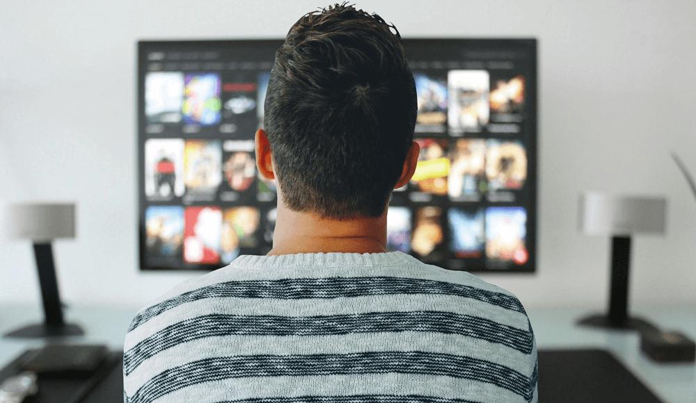 شاشات التلفاز