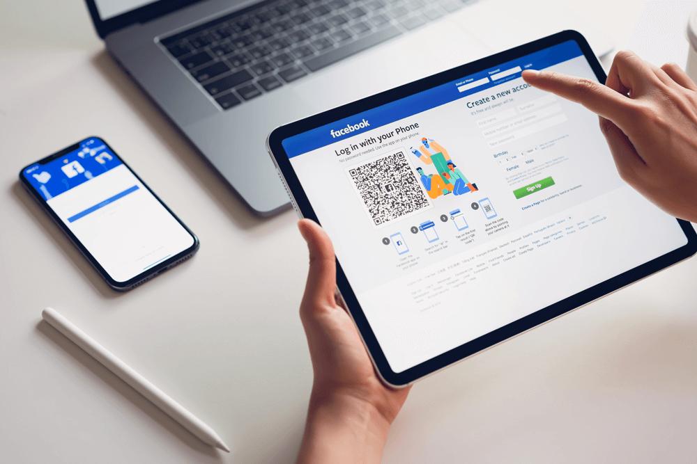 إعدادات وحماية حساب الفيسبوك